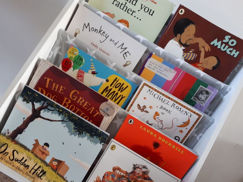 Top Ten Supply Bag Books